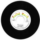 Errol Gordon - Message / version (Solid Rock) 7""